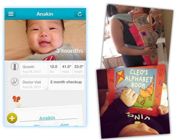 Anakin 3 Months Old