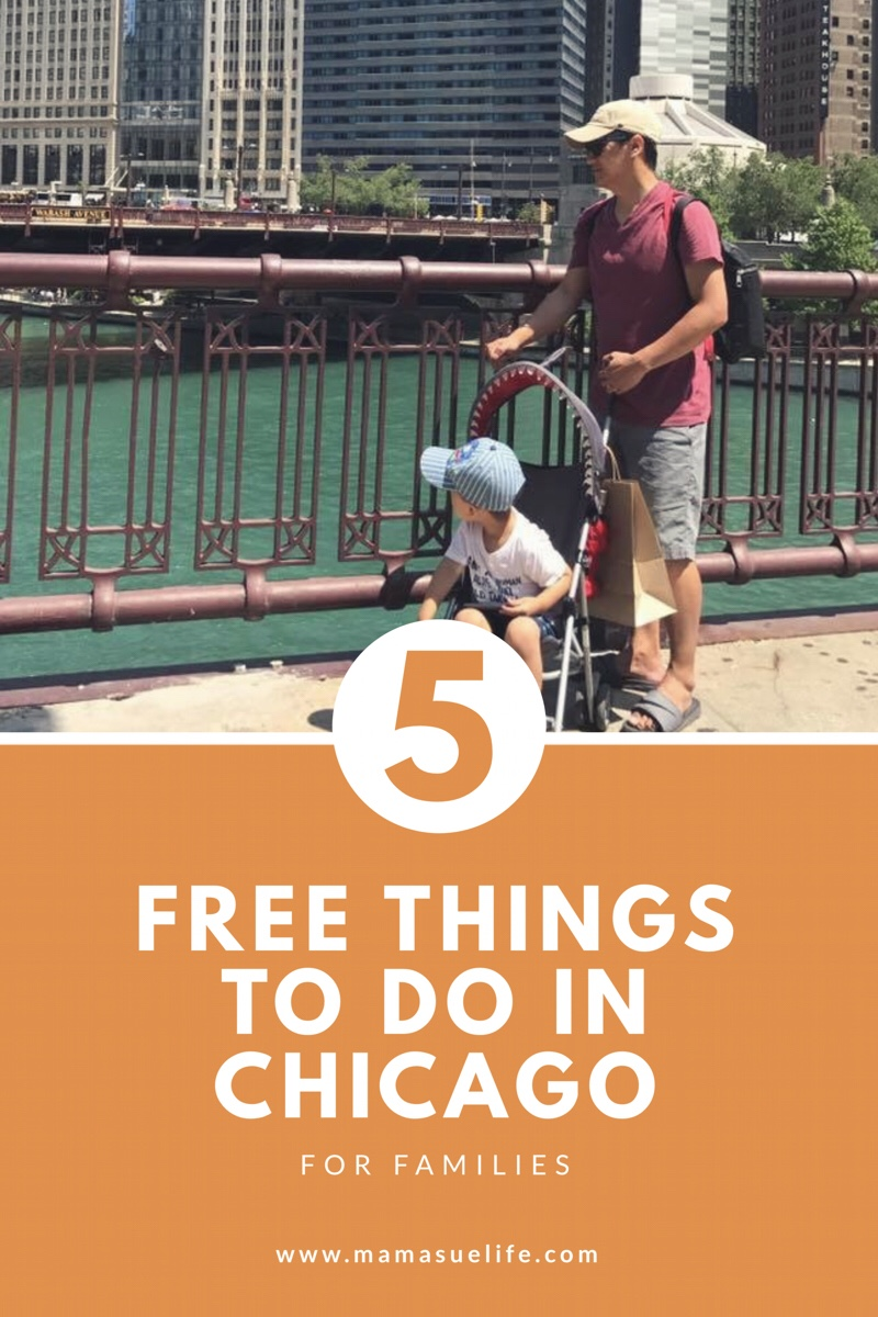 5 Free things to do in chicago for families