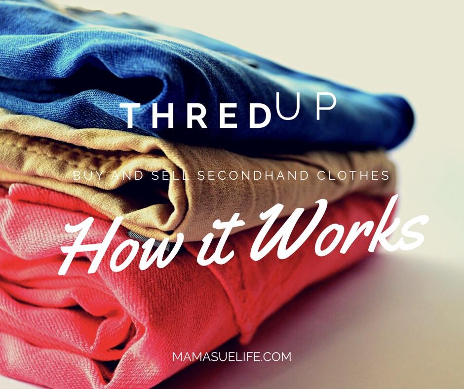 ThredUP How it Works